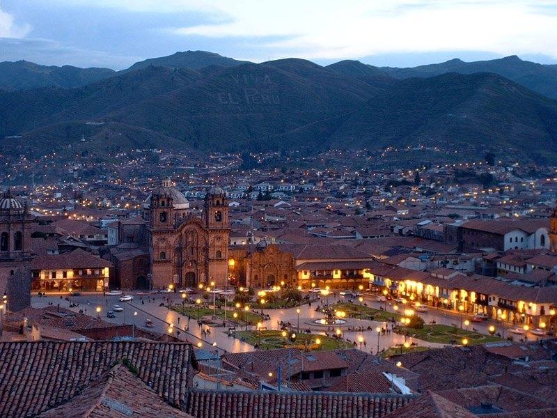 cuzco,, peru