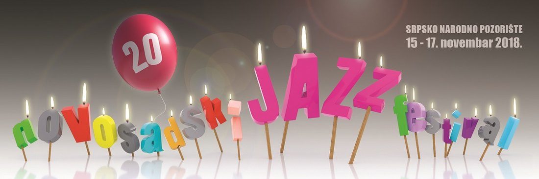 Вечерас почиње 20. Новосадски џез фестивал