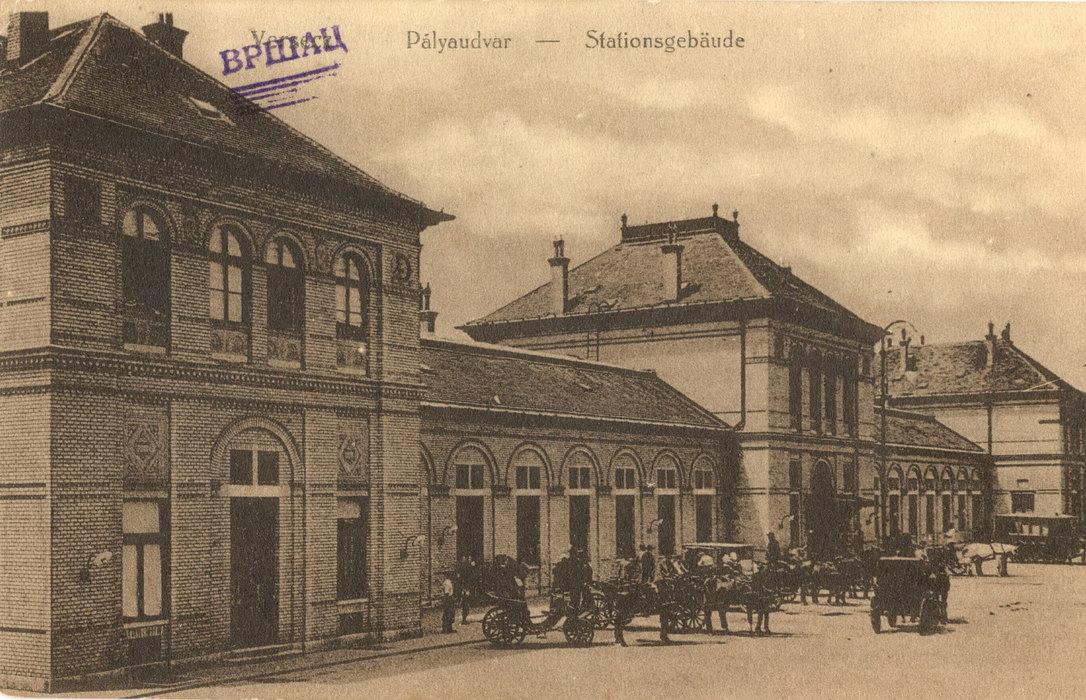 zeleznicka, stanica,, gradski, muzej, vrsac