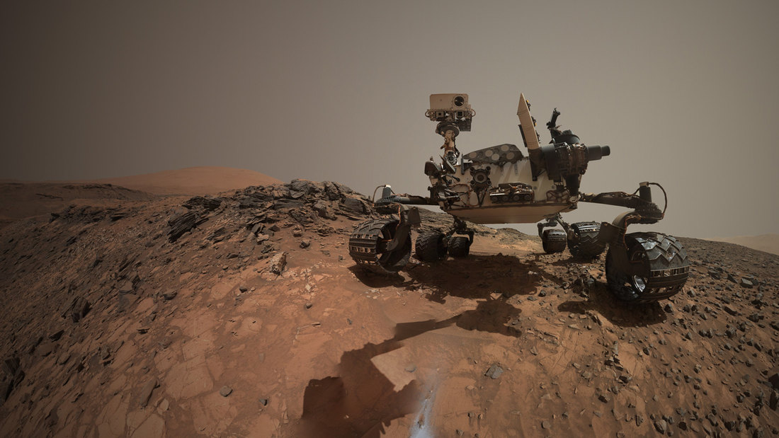 rover, mars, svemir