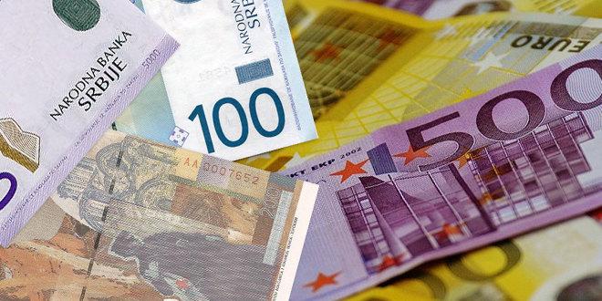 dinar, evro, kurs, transakcija, menjacnica, transfer, novac, budzet, devize, valuta, pare, banka, konverzija, provizija, kapital, finansije, 660x330