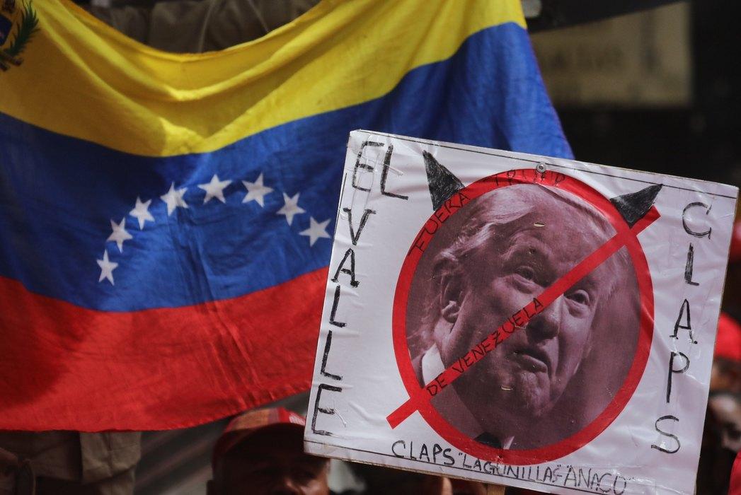 venecuela, sad, tramp