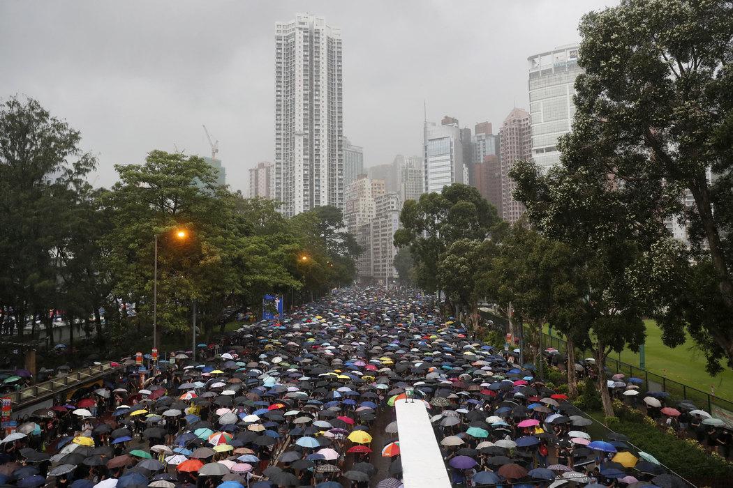 hongkong, protest