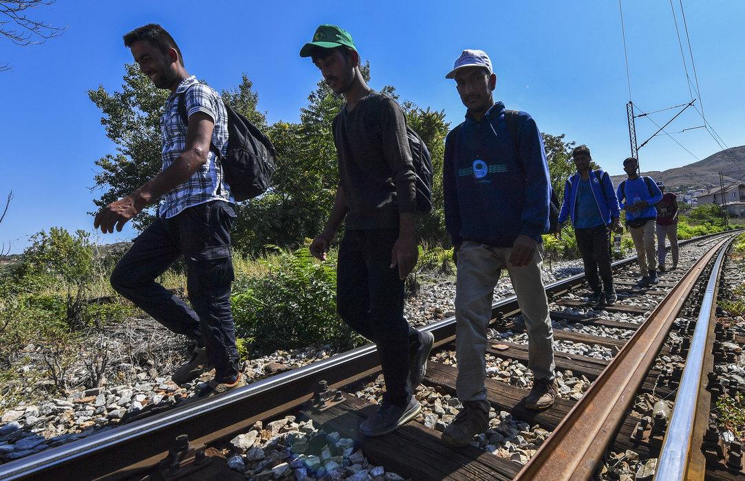 migranti, izbeglice