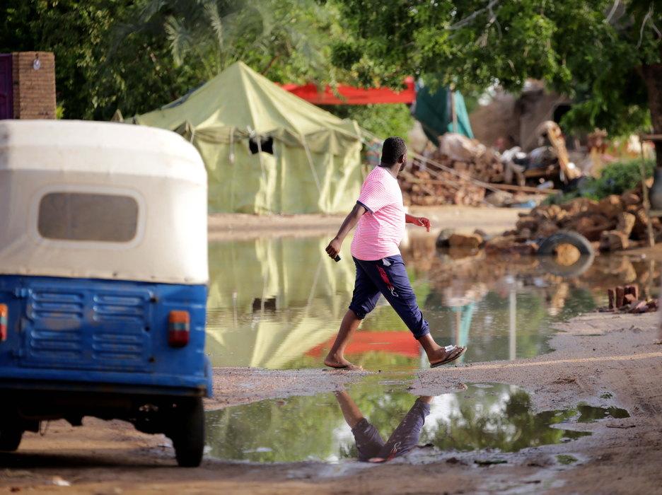 sudan, poplave