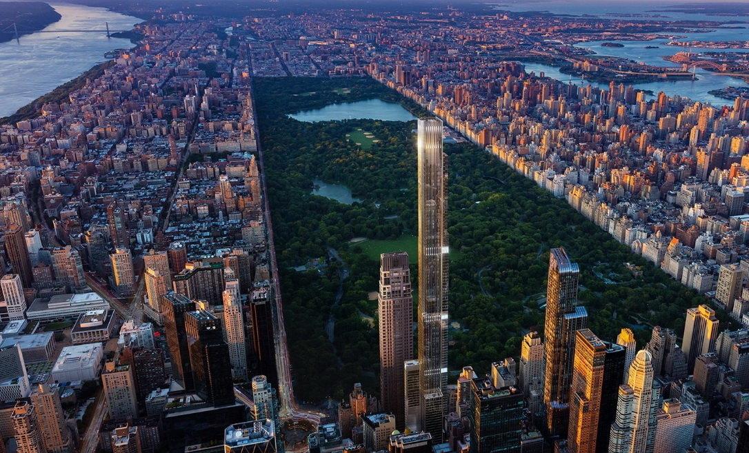 njujork,, zgrada,, najvisa, wide