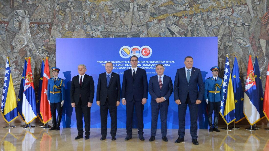 trilaterala,, srbija,, bih,, turska