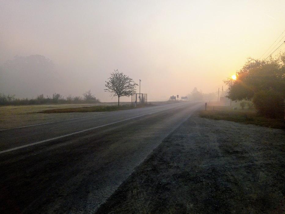 putevi, saobracaj, magla, voznja, vreme, prognoza
