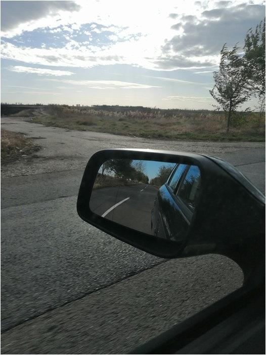 saobracaj, putevi, retrovizor, voznja