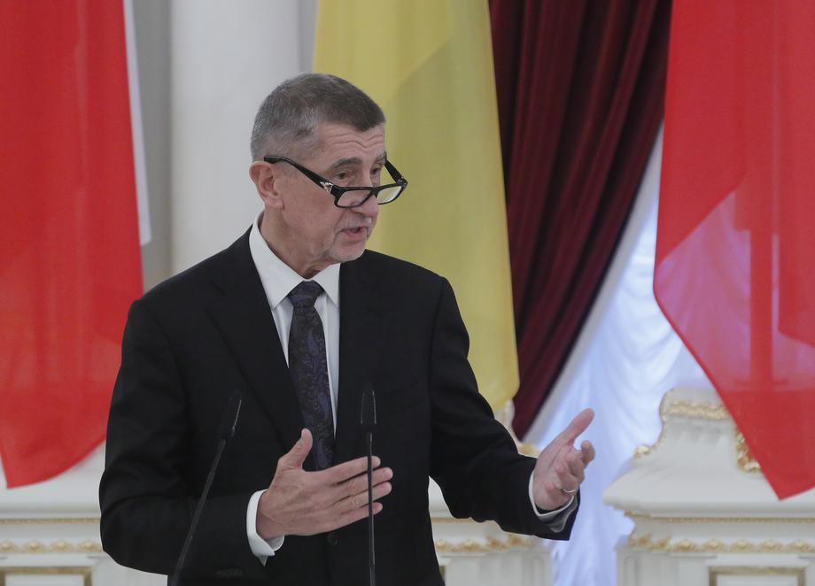 Andrej Babiš, Češka