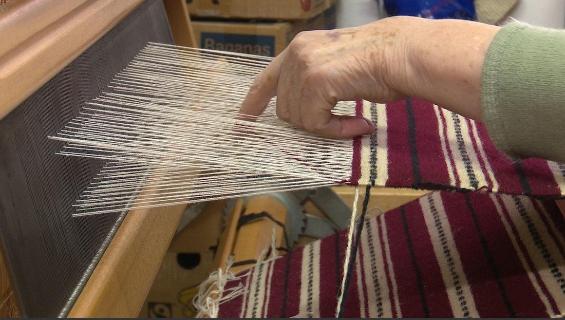 У Врбасу чувају раскошну технику ткања од заборава - ЈМУ Радио-телевизија  Војводине