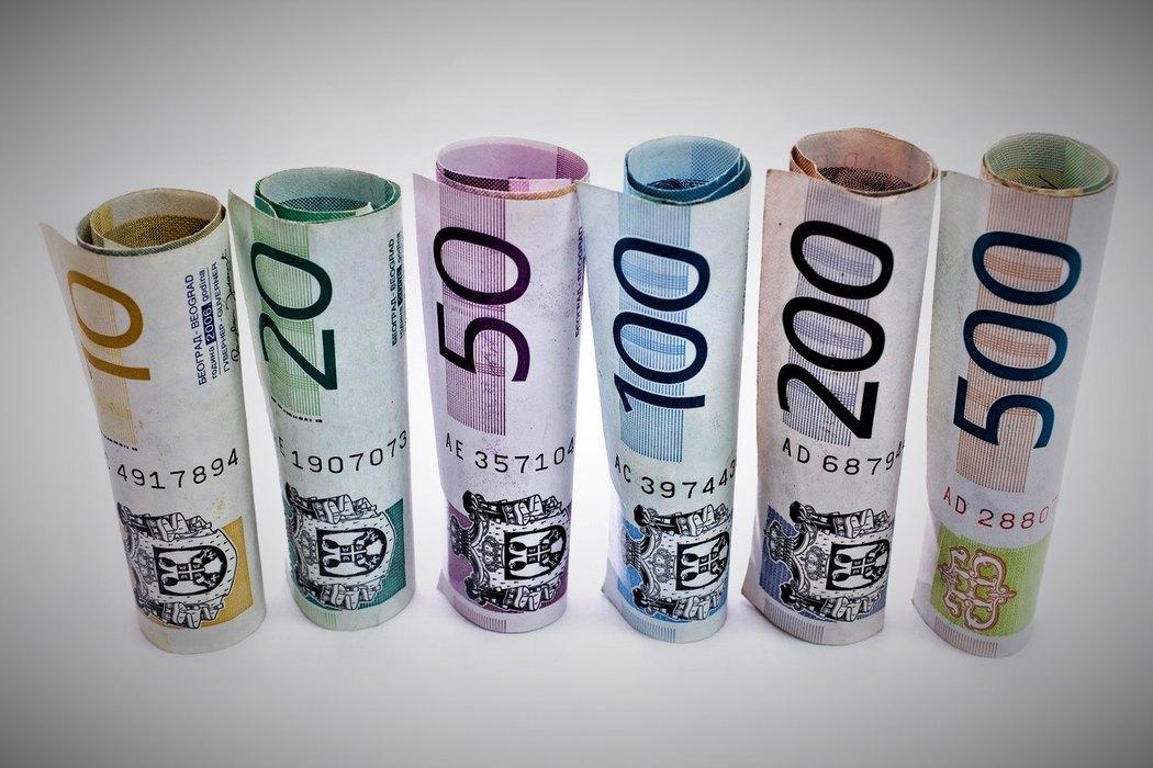 dinar, novac