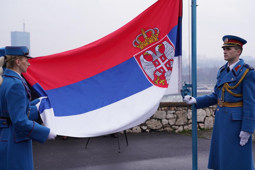 dan,, drzavnosti,, srbija,, zastava