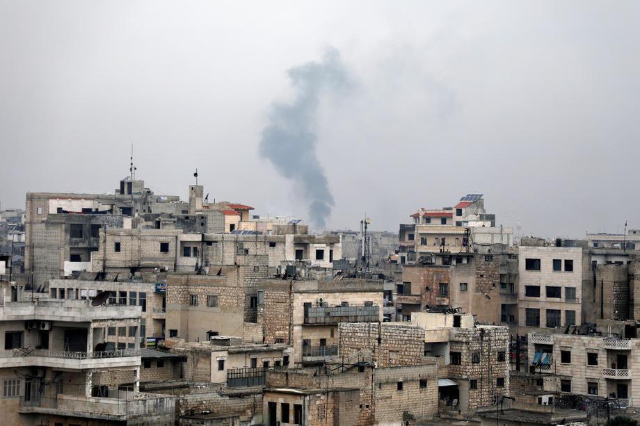 idlib, sirija, bombardovanje, rat