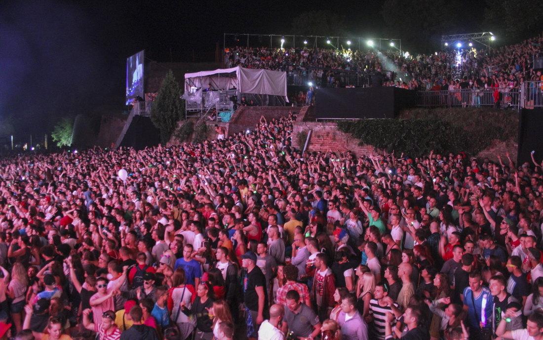 егзит, еxит, фестивал, музика, концерт, 26