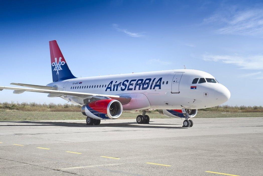 avion,, air, serbia,, er, srbija