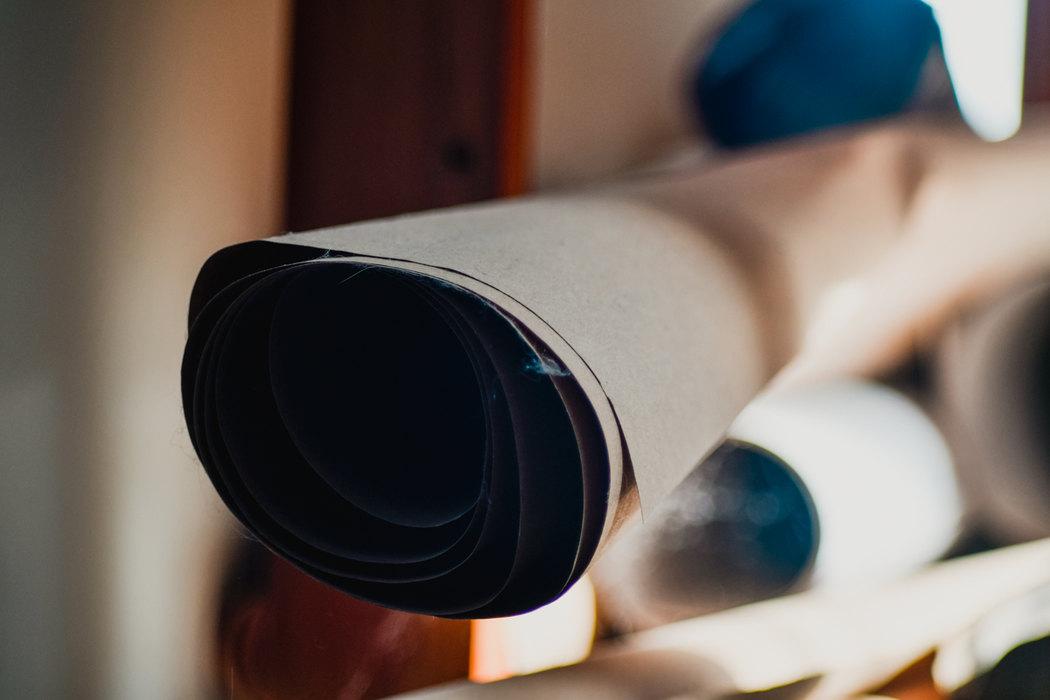 tabak, papir, antikvarnica, rolna, dokument, crtez