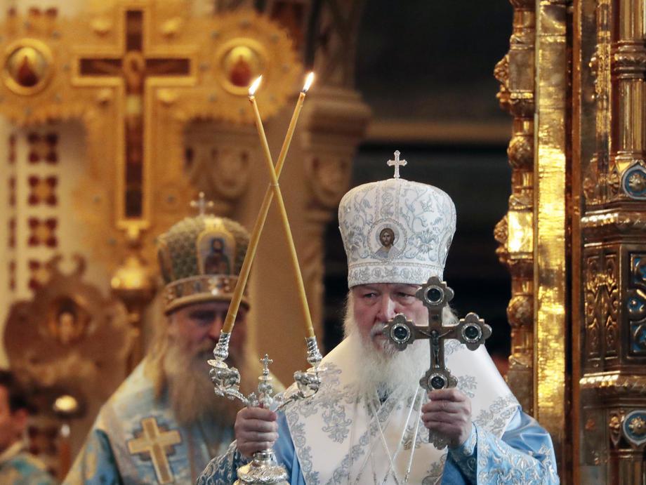 ruski, patrijarh, kiril, 1