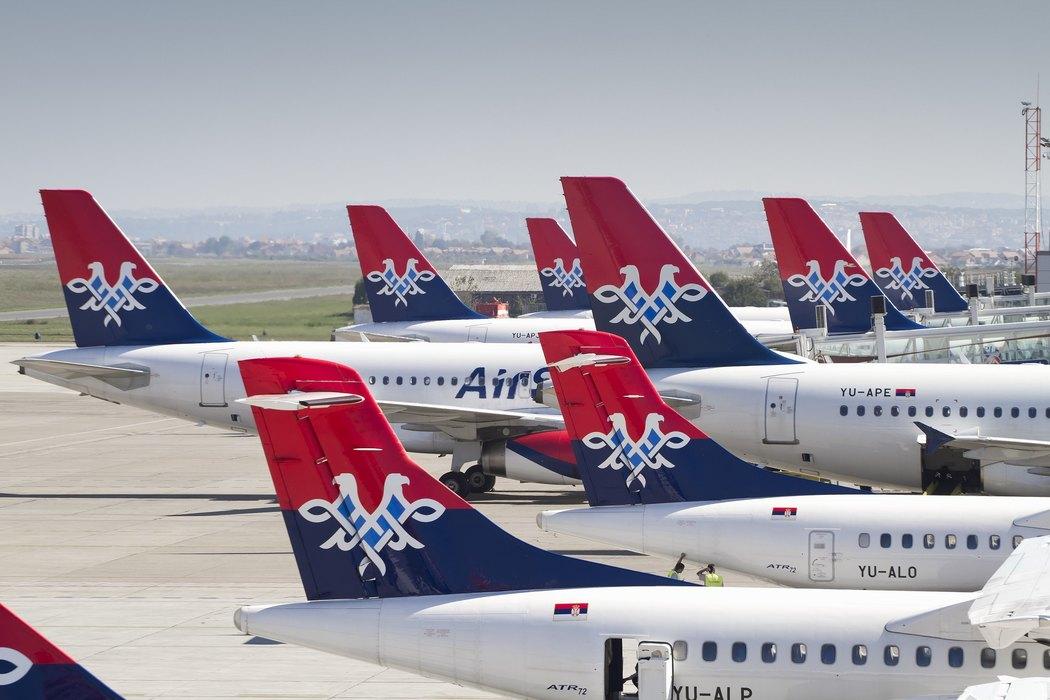 avioni, er, srbije