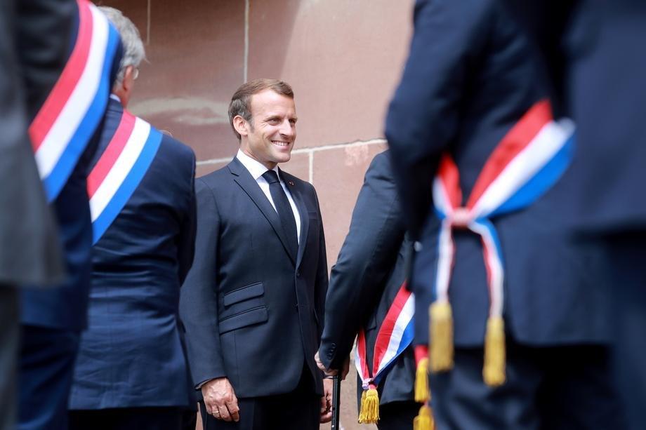 emanuel, makron, predsednik, francuske