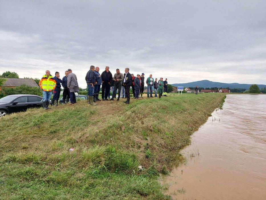 nedimović,, poplave
