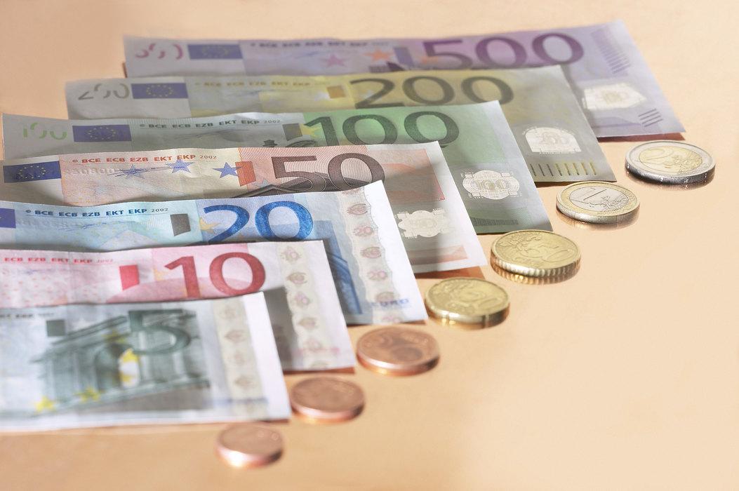 novac, evro, novcanica, kurs, 1