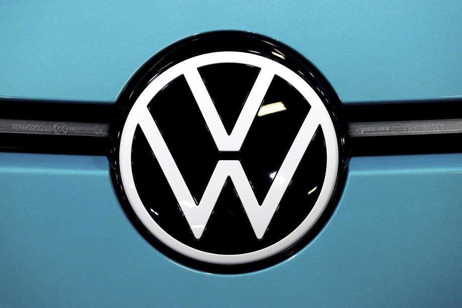 folksvagen, logo, auto