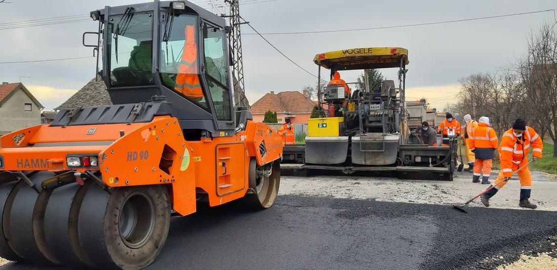 putevi, asfaltiranje, radovi