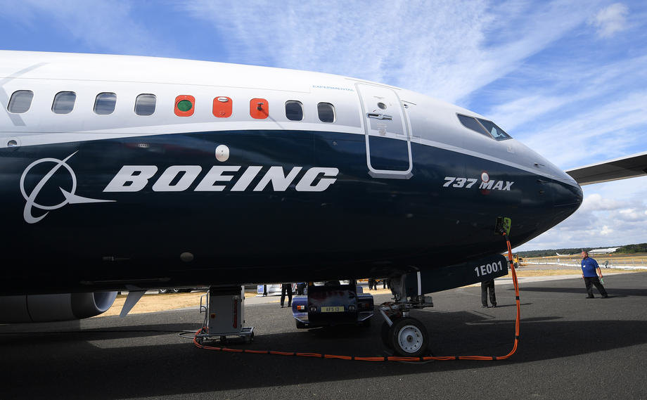 boing, 737, max