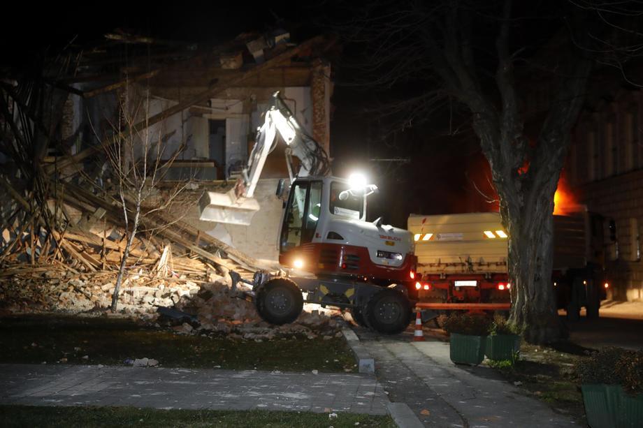 hrvatska, zemljotres, petrinja,