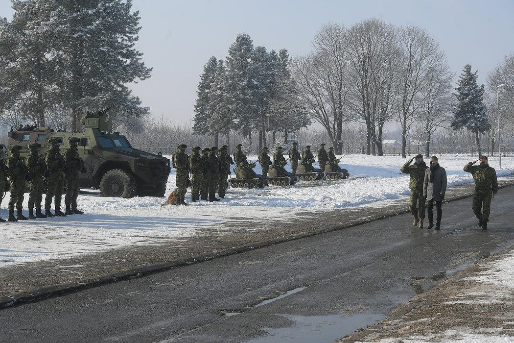 војска,, стефановиц