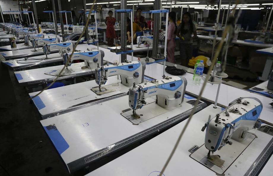 fabrika, tekstila