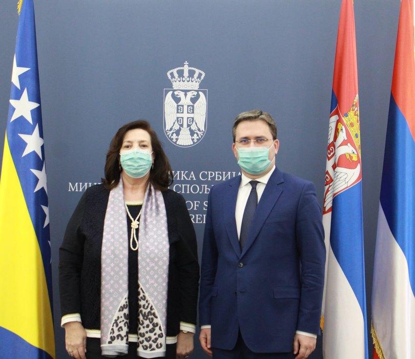 nikola, selaković, ambasada, bih