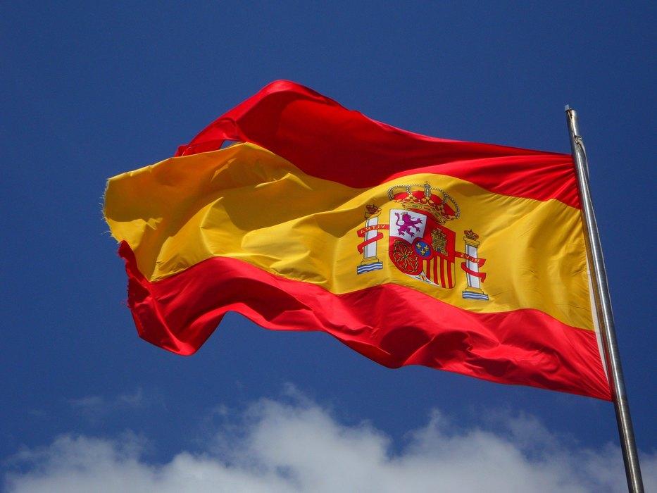 spanija, zastava
