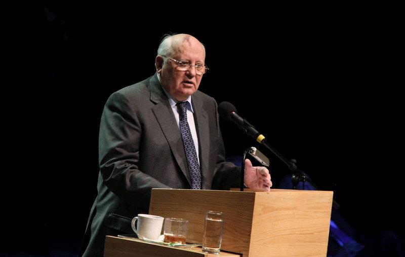 mihail, gorbačov