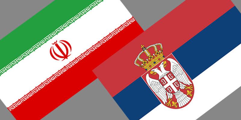 srbija, iran