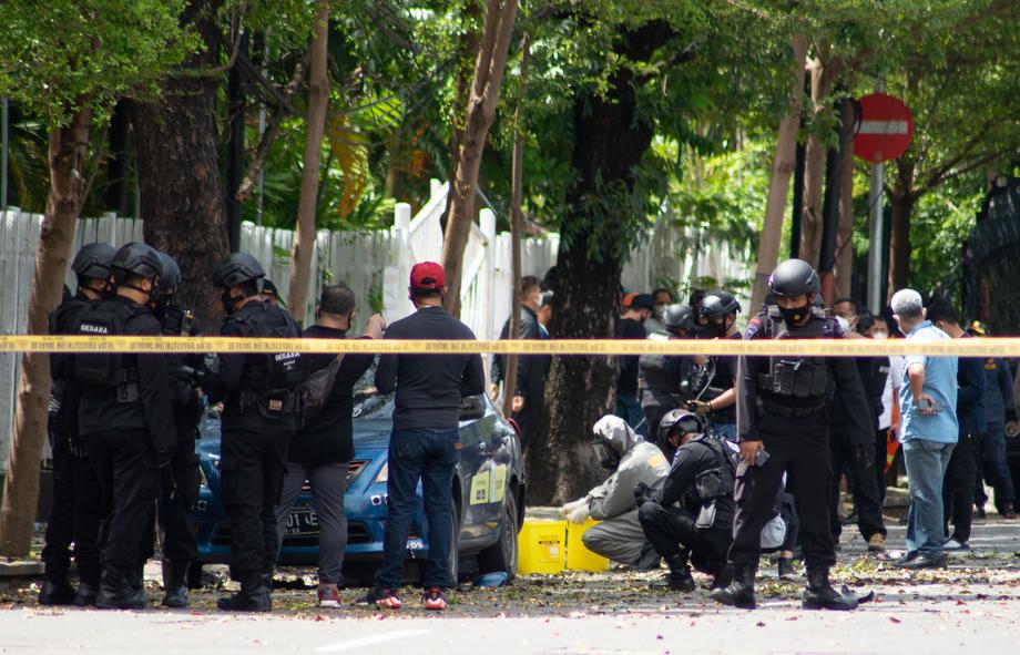 indonezija, bombaški, napad