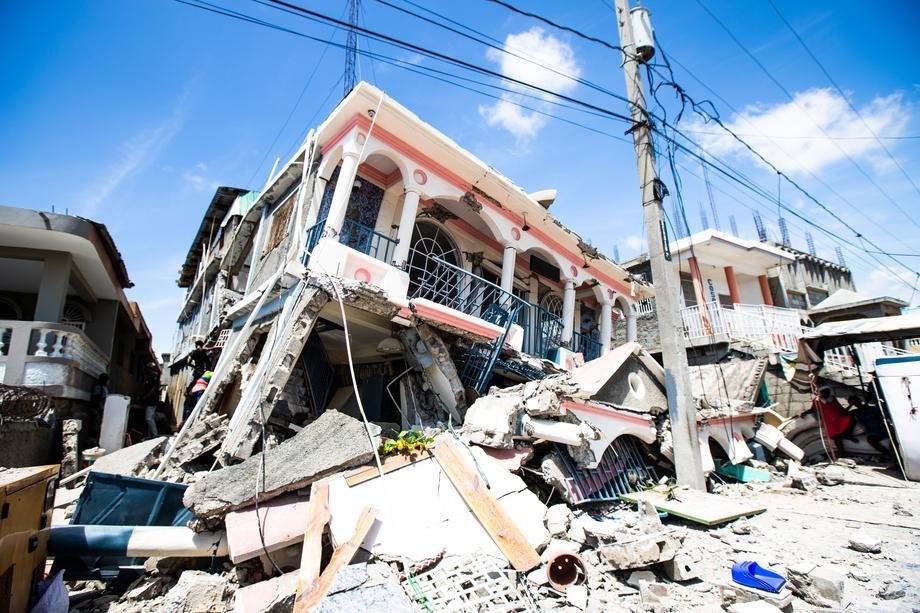 haiti, zemljotres
